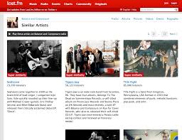 One Feature Last Fm Should Bring Back Similarity Ratings