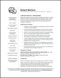 Examples Of Effective Resumes Effective Resume Examples Effective