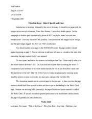 essay writing format for high school students  doubletrishulcom