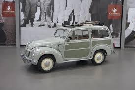 Fiat 500 C Topolino Belvedere - Bloemendaal Classic & Sportscars