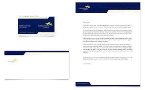 Free Business Letterhead Design Template Business Letterheads