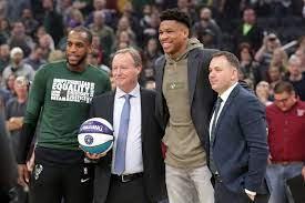 NBA Draft 2021: Milwaukee Bucks Select Georgios Kalaitzakis at 60 - Brew  Hoop