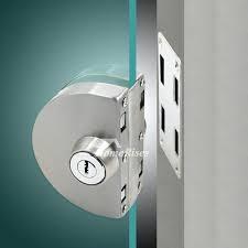 glass door lock sliding glass door lock removal