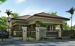 bungalow house design bungalo modern one story philippine bungalow house design plans philippines simple