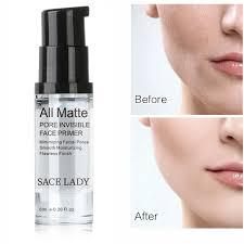 <b>SACE LADY 30/12</b>/<b>6ml</b> Face Primer makeup All <b>Matte</b> Make Up ...