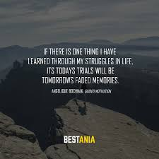 Best Life And Struggle Quotes