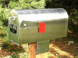 Mid Century Modern Mailbox Ideas Home Buy energokartainfo