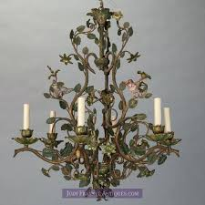 antique tole chandelier furniture italian antique tole chandelier
