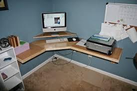 Corner Desk for the Computer