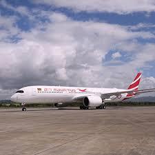 Xtra Airways Seating Chart Airbus A350 900 Air Mauritius