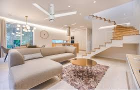 orient aeroslim ceiling fans marble white