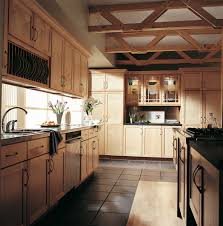 natural finish maple kitchen cabinets