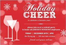 Company Holiday Party Invitation Wording Party Invitation Wording With Office Holiday Ideas Lunch