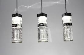 bubble lighting fixtures. Charming-bubble-glass-pendant-light-bubble-glass-mini- Bubble Lighting Fixtures E
