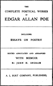 poe essay goals essay example goals essay example goals essay  title original title page the raven by edgar allan poe thesis