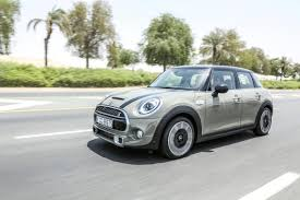 Road Test 2019 Mini Cooper The National