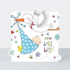 Card For Baby Boy New Baby Boy Cards A New Baby Boy Baby Stork Card New Baby Card Baby Boy Cards Newborn Baby Boy Cards Cute Baby Cards