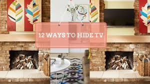 furniture to hide tv. 12 brilliant ways to hide tv unit modern furniture tv e