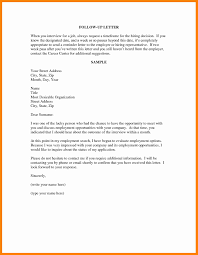 8 Sample Follow Up Letter For Job Application Status Sap Appeal