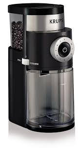 Best Electric Coffee Maker Amazoncom Krups Gx5000 Professional Electric Coffee Burr Grinder