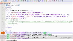 Migrate From Html4 To Html5 - Video In Hindi - YouTube