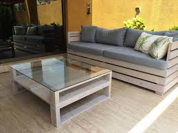 amazing pallet seating set