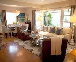 Dining Room And Living Room Custom Design Ideas