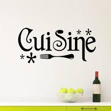 Stickers Muraux Cuisine 6 Font B Kitchen Wall Quotes Art Food B