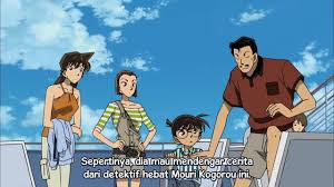 Anime Lawas Indonesia - Detective Conan Movie 09 Strategy Above ...