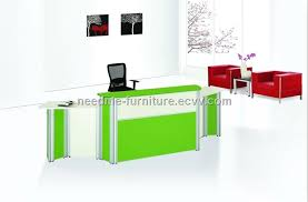 2016 new design hot wooden office furniture the reception desk the front