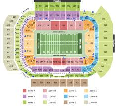 Kyle Field Seating Chart Kyle Field Stadium Map Kyle Field Seating Chart 2019