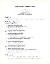 Famous Dental Assistant Resume Examples No Experience Photos
