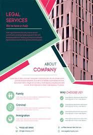 Services Flyer Legal Services Corp By Elegantflyer