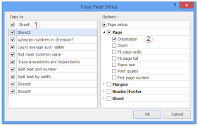 how to make a sheet in excel how to make all sheets to landscape orientation in excel