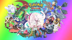 Free download pokemon oras mega evolutions by zupertompa fan art wallpaper  games [1920x1080] for your Desktop, Mobile & Tablet | Explore 49+ Pokemon  Mega Evolutions Wallpaper | Cool Pokemon Wallpapers, Mega Lucario