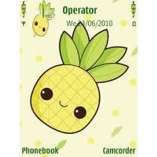 cute pineapple tumblr. pin drawn pineapple kawaii #10 cute tumblr