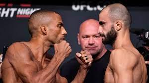 UFC Fight Night Barboza vs. Chikadze ...