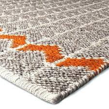 restoration hardware area rugs orange and gray rug interior com grey in prepare baby deasia light orange and gray area rug