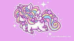 Rainbows Kawaii rainbow unicorn ...