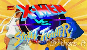 x men vs street fighter for cps2 free download