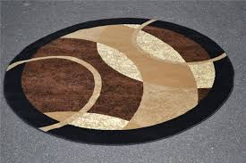 round area rugs contemporary