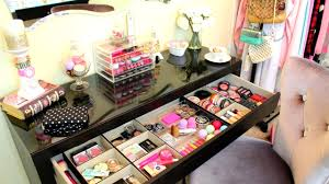 diy makeup organizer ideas beauty