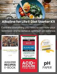 Alkaline For Life Diet Starter Kit