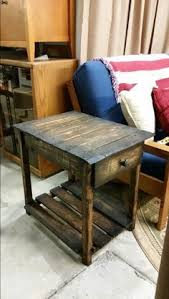 pallet furniture pinterest. Perfect Furniture End Table Made From Pallets Wood  Pallet Furniture DIY Rustic  Pinterest Wood Furniture And Pallets In N