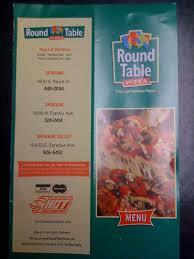 round table pizza spokane valley