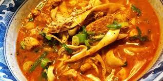 Coba Dulu Resep Ini, Masak Ayam Kuah Santan Pedas