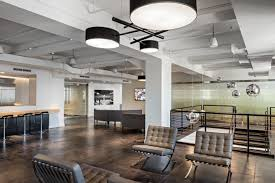 magna is notable for its vast network of creative professionals and investment partners and spector group designed a space that would be both functional