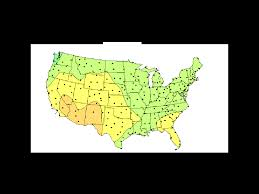 Us Solar Insolation Maps Northern Arizona Wind Sun