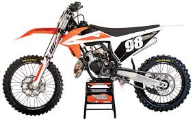 Mxa Race Test The Real Test Of The 2019 Ktm 125sx Two