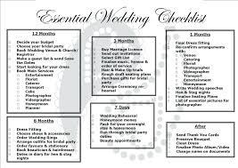 Blank Wedding Planning Checklist Free Excel Wedding Planning Checklist Template List Optimized